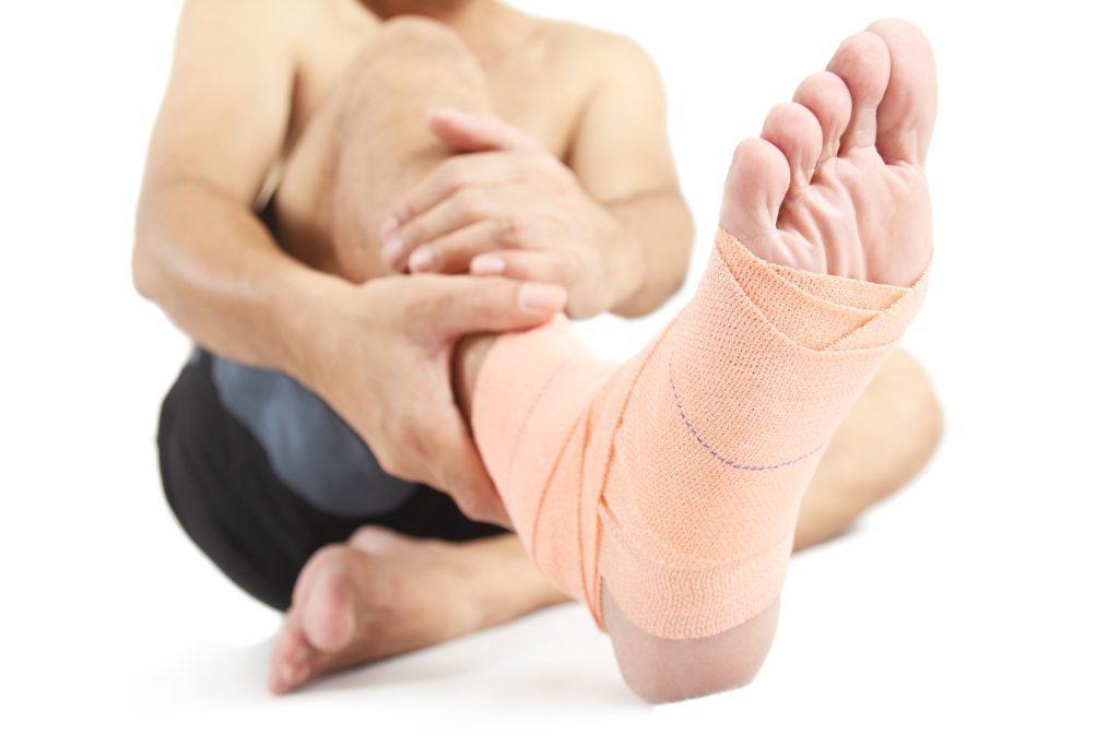 مراقبت های بعد از جراحی تاندون پا