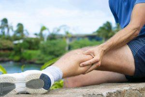 آسیب دیدگی ماهیچه پشت ساق پا