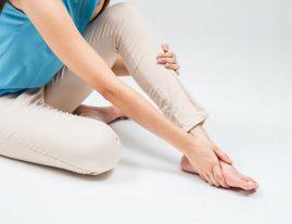 علت درد روی پا