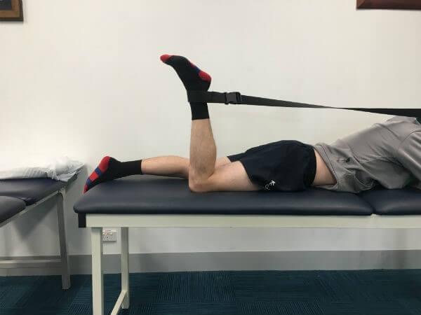 افزایش دامنه حرکت زانو بعد از عمل
