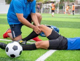 آسیب های رایج مفاصل در ورزش