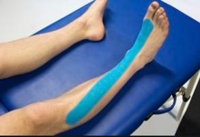 چسب فشاری برای التهاب تاندون تیبالیس قدامی