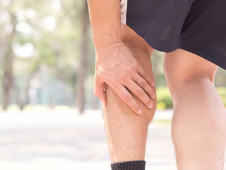 علت سفت شدن ماهیچه پشت ساق پا
