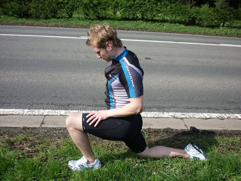 ورزش برای درمان گرفتگی عضلات پا
