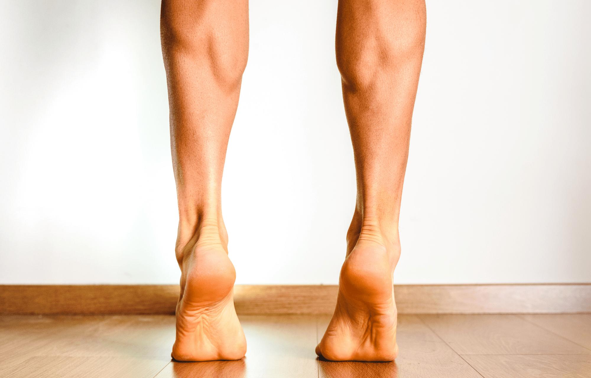 تقویت عضلات داخلی کف پا