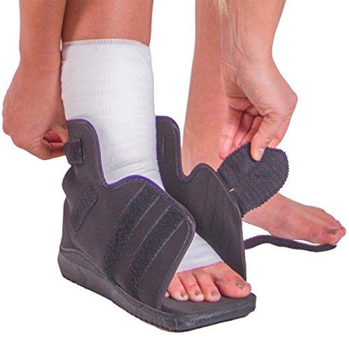 عوارض پس از بازشدن گچ پا