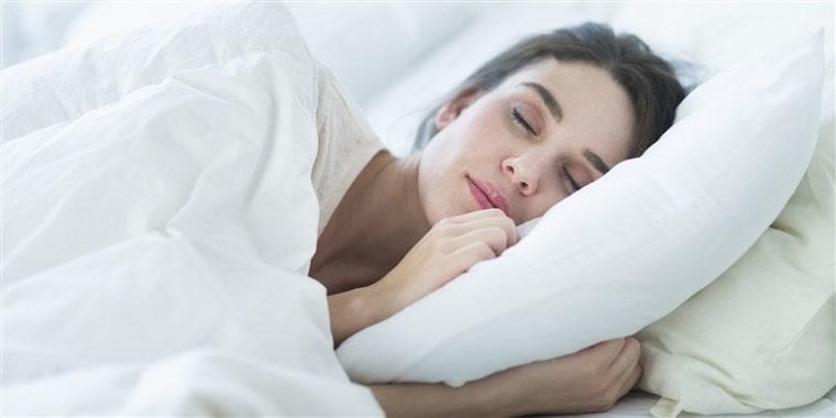 بالش مناسب برای خوابیدن به پهلو