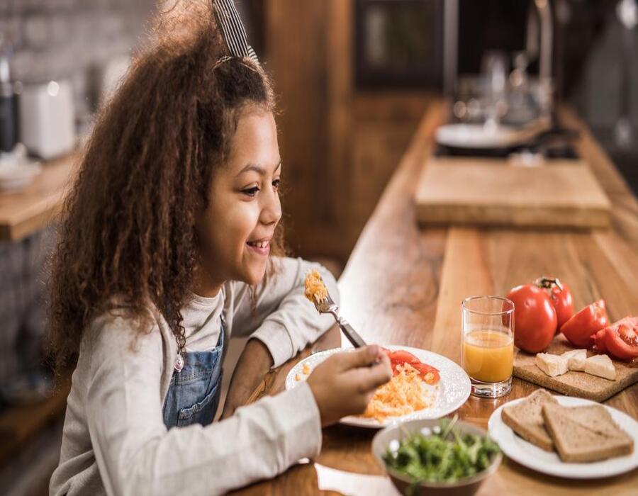 افزایش هورمون رشد با تغذیه مناسب