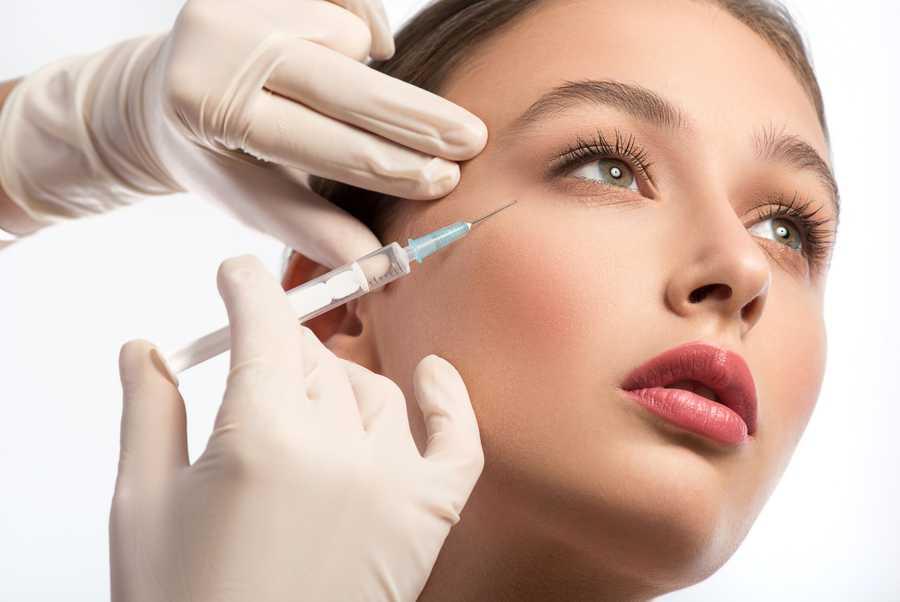 تزریق ژل هیالورونیک اسید زیر چشم