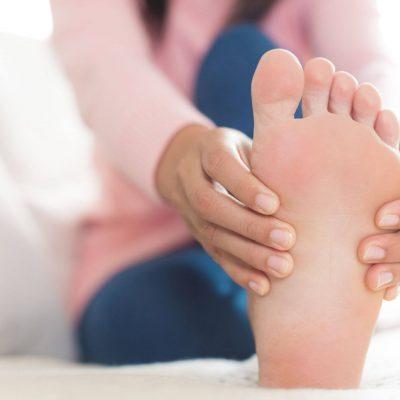درمان درد عضله تیبیالیس قدامی